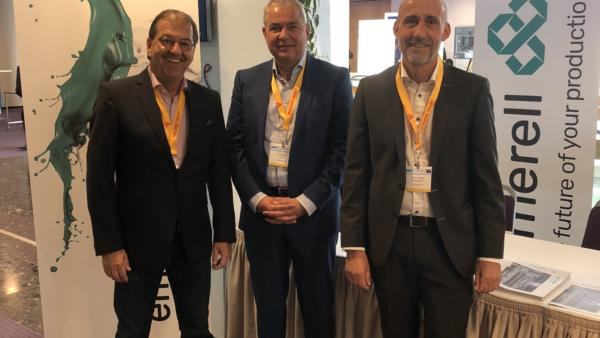 Emerell features prominently at the FEICA 2018 conference in Riga, Latvia.
